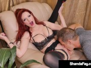 Canadian Cougar Shanda Fay Gets Her Wet Tight Pussy Fucked Extra Damn Good!