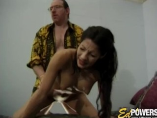 ED POWERS – Honey always loves some anal banging!
