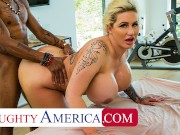 Naughty America - Ryan Conner gets fucked by a black bull!