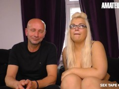 SEXTAPEGERMANY - MARIELLA SUN BLONDE GERMAN BABE HARDCORE SEX ON CAMERA