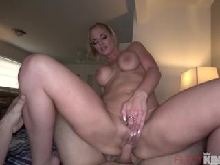 Rachael Cavalli in Taboo POV Scene with Big Dick